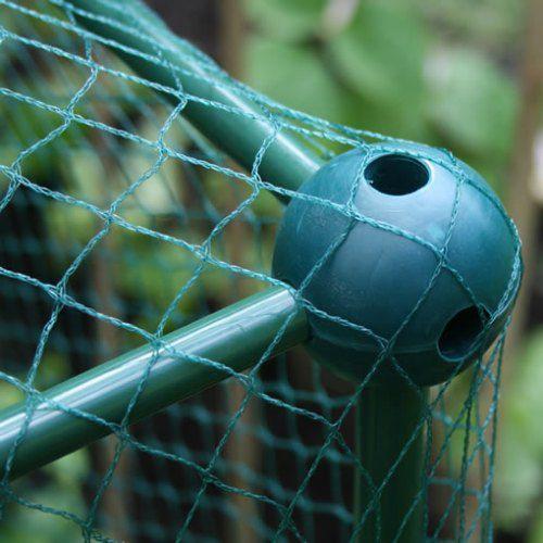 Butterfly Garden Netting 7mm Knotted Veg Protection Net