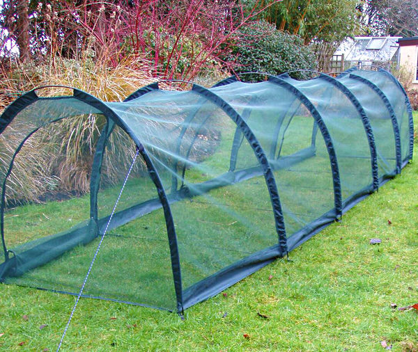 Fruit & Veg Netting Grow Tunnels