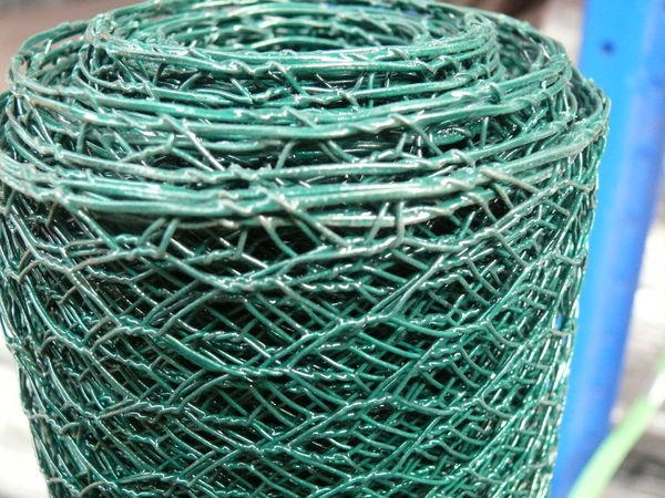 Chicken Wire PVC Coated