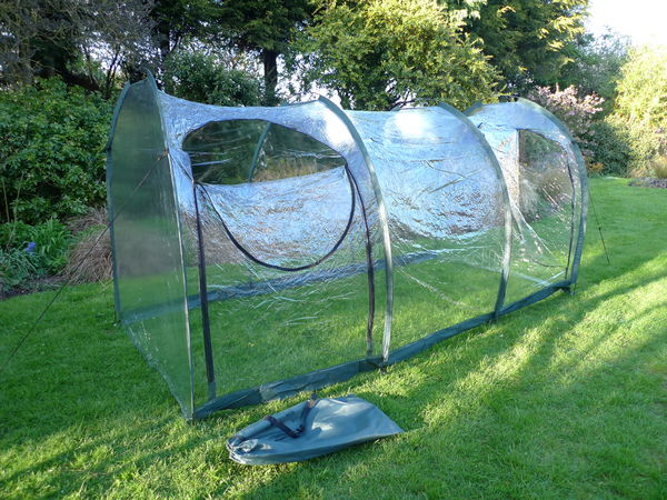 Fruit & Veg Cloche Tunnels-Heavy
