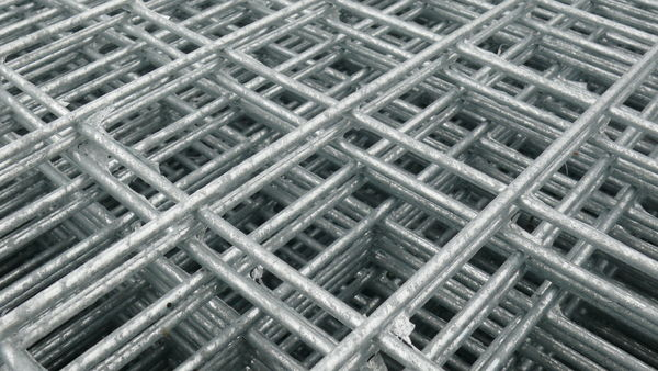 Welded Wire Mesh Panels | Galvanised Steel Weld Mesh Sheets
