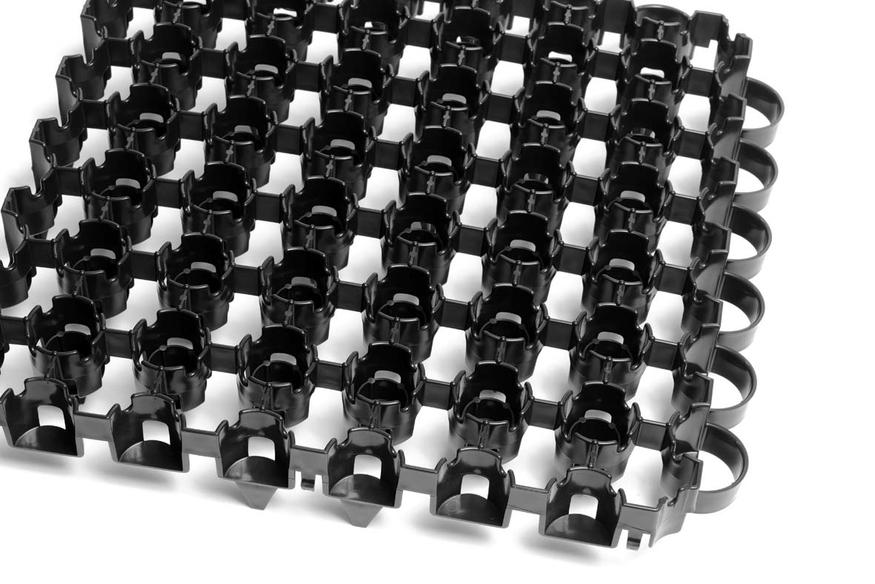 Plastic Pavers Permeable Paving Grids 45sqm Bodpave 85