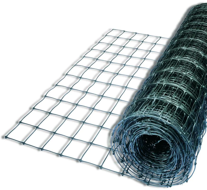 1 8m Deer Control Fencing Mesh 6ft Plastic Fence Netting