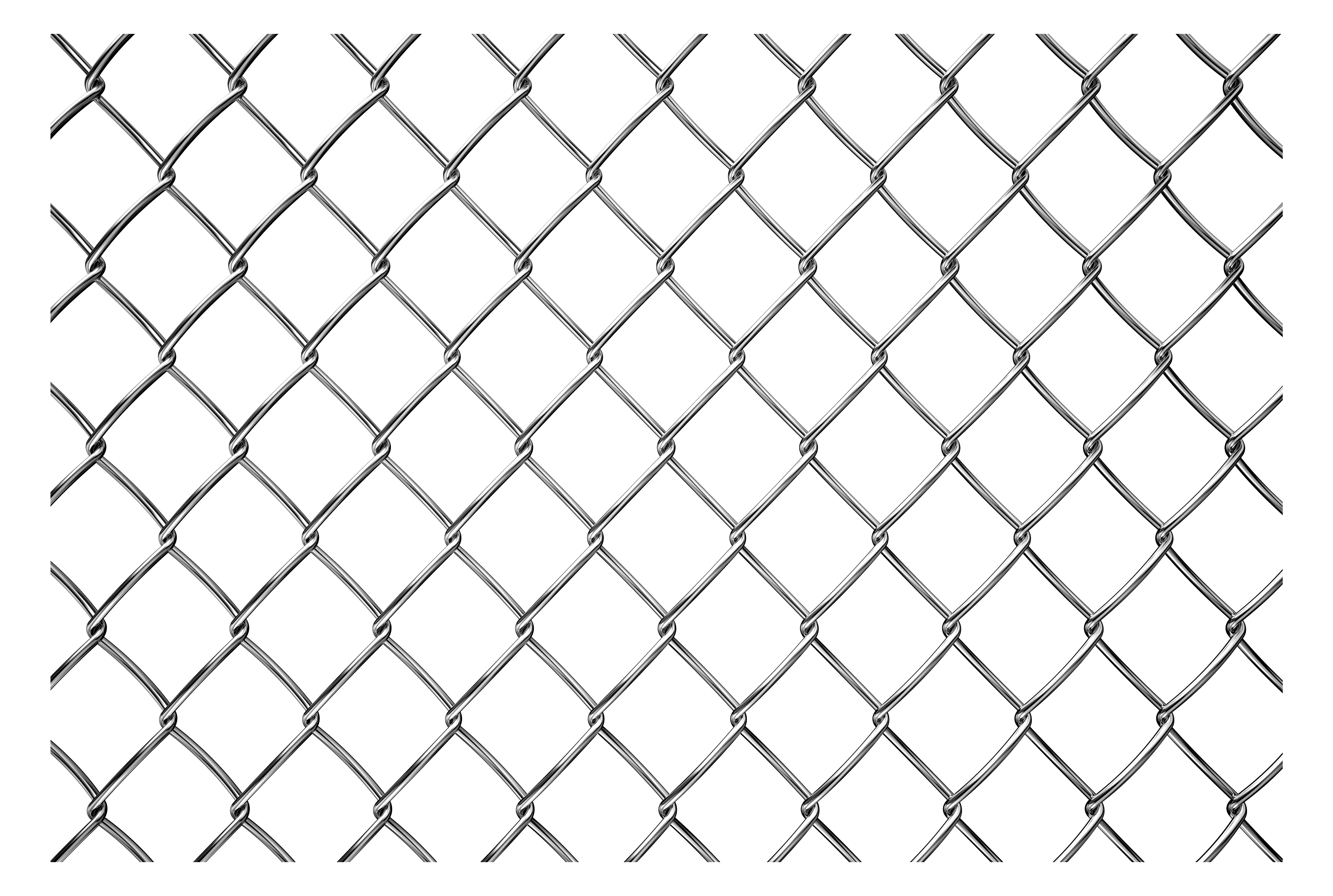Heavy Galvanised Chain Link Fence Steel Fencing Mesh 1