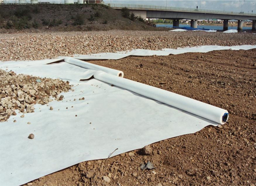 Terram T1000 Geotextile | Ground Stabilisation Fabric | 2 25mx100m roll