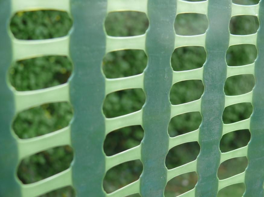 1 5m High Strength Windbreak Mesh Plastic Fence Mesh 5ft