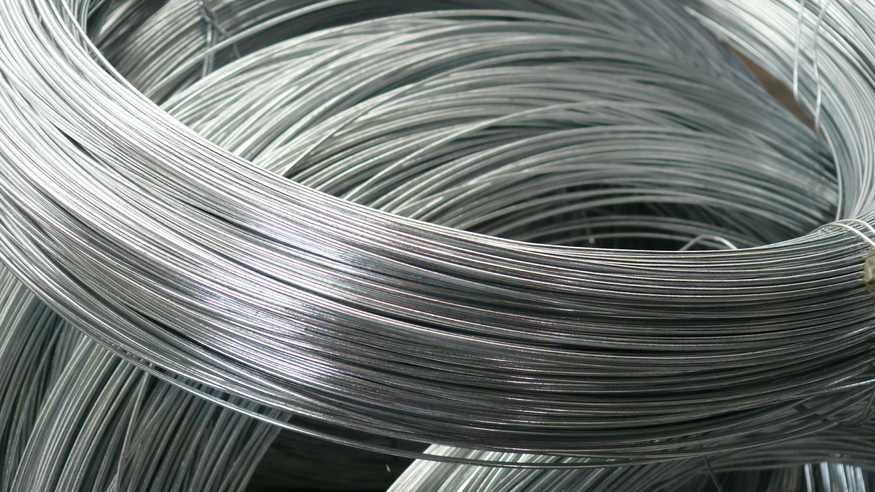 2.5mm x 130m Galvanised Fencing Line Wire | 12 swg steel wire coil