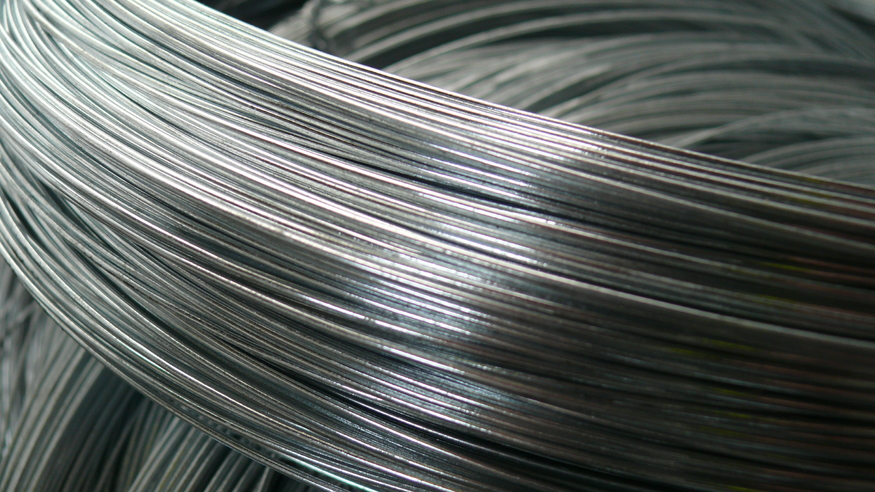 High Tensile Galvanised Plain Fencing Line Wire 2 5mm