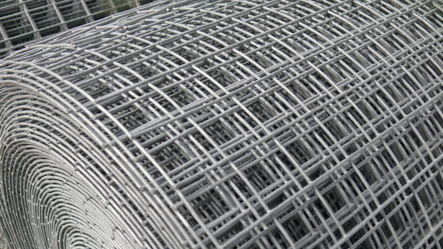 Weld Mesh 4ft 1 22mx30m Galvanised Steel Wire 25mm Hole