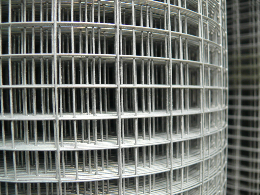 Welded wire mesh galvanised steel fencing rolls welded wire mesh 2ft x 30m roll 1xholes 19 greentooth Images