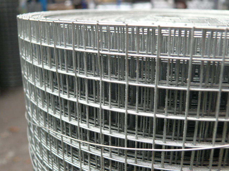 "4ft, 1200mm, 50mm Holes Galvanised Welded Wire Mesh 48/"" x 2/"" x 2/"" x 16g x 6mtr"