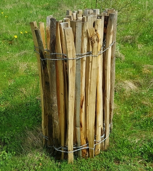 Chestnut Paling Fencing 3ft x 10yd ...