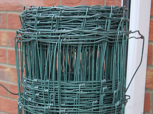 ECOVER Green Stock Fencing ~ C8/80/15 ~ 80cm x 50m 3mm/2.5mm wire