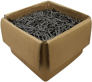"Galvanized Round Wire Nails 3"" / 75mm x 3.75mm 