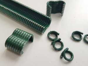 Green VR22 / CF20 Hog Ring Clips for ...