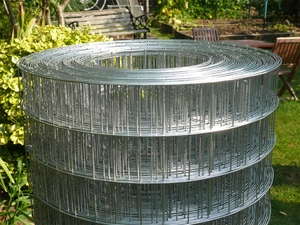 Heavy Duty Weld Mesh 2.1m(7ft) x 25m ~ 50mm holes ~ 12 swg/2.5mm