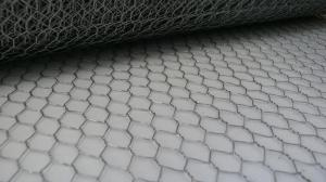 Hexagonal Wire Netting ~ 900mm x 10m ~ 25mm Holes ~ 0.9mm wire