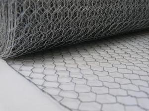 Hexagonal Wire Netting ~ 600mm x 10m ~ 13mm Holes ~ 0.7mm wire