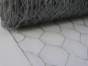 Steel Fencing Wire Netting ~ 1.5m x 50m ~ 50mm ~ 1mm/19 gauge