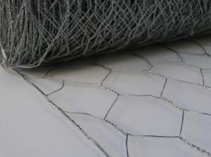 Galvanised Hexagonal Netting ~ 1.8m x 50m ~ 38mm mesh ~ 1mm