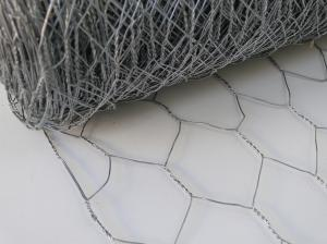 Hexagonal Wire Netting ~ 600mm x 10m ~ 50mm Holes ~ 1mm wire