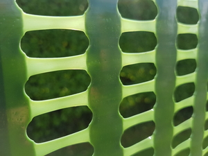 High Strength Windbreak Mesh 13kN/m - 25x10mm holes - 1.5m x 30m
