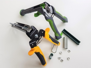 Hog Ring Gun / FP222 Fencing Pliers for ...
