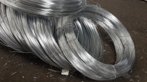 Galvanised Steel Garden Wire / Fencing Wire ~ 0.9mm x 103m ~ 20g