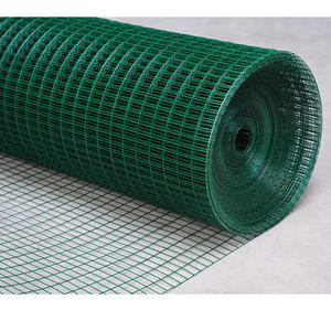 PVC Coated Welded Wire Mesh 3ft x 30m (1 x ½ inch holes) 17/19 swg