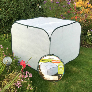 Fleece Pop-Up Frost Protection Cages - 1mx1mx75cm