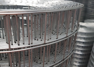 Heavy Duty Galvanised Weld Mesh 2m x 25m ~ 50mm holes ~ 14 swg/2mm