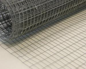 "Welded Wire Mesh 3ft x 6m Roll 1"" x ½"" holes / 19 swg (1mm)"