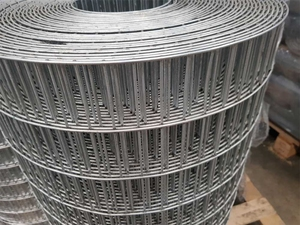 Thick Galvanised Weld Wire Mesh 1.2m x 25m ~ (25mm X 75mm hole) 12 swg
