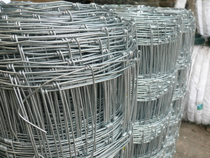 Stock Fence High Tensile HT8/80/15 ~ 80cm x 100m 3mm/2.5mm wire