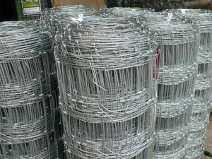 Galvanised Stock Fencing ~ L6/80/15 ~ 0.8M x 50m 2.5/2mm