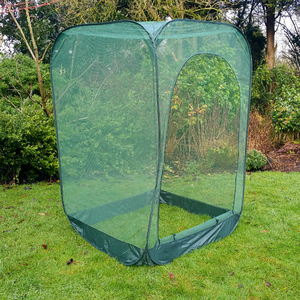 Tall Pop-Up Fruit / Raspberry Protection Cage - 1.25m x 1.25m x 1.85m High