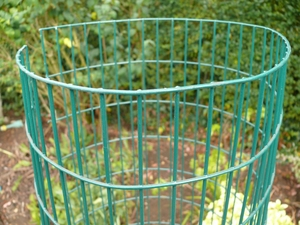 "PVC Welded Mesh Tree Guards - 1.8m x 300mm Dia. (3"" x 1"")"