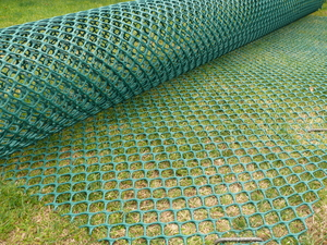 Turf Reinforcement Mesh ~ Green 450gsm ~ 1mx10m