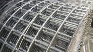 Welded Wire Mesh 4ft x 30m Roll 12x12mm holes / 19 swg (1mm)