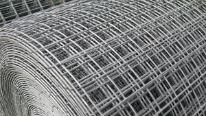 "Welded Wire Mesh 3ft x 6m Roll 1""x1"" inch mesh / 16 swg (1.6mm)"