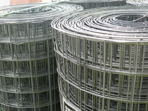 3mm Weld Mesh 1.8m(6ft) x 25m ~ 50mm holes ~ Heavy 10 swg wire