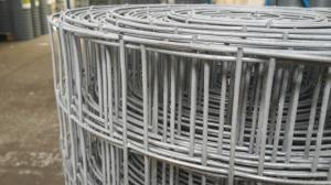 Heavy Duty Weld Mesh 1m x 25m ~ 50x50mm holes ~ 14 swg (2mm wire)
