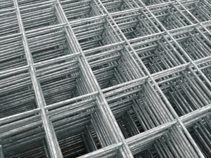 Galvanised Weld Mesh Panel 1.8m x 90cm - ...