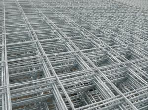 Galvanised Weld Mesh Panel 2.44m x 1.22m ...