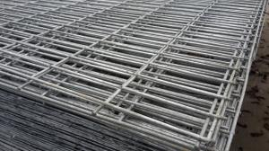Welded Wire Mesh Panel 2.44m x 1.22m - 75x25mm holes (12 gauge)