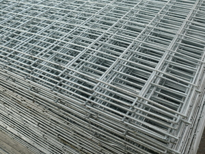 "Weld Mesh Panel 6ftx3ft -  50mm/2"" holes ..."