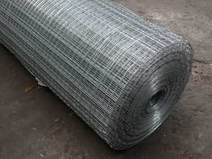 "Welded Wire Mesh 3ft x 6m Roll 1"" x ½"" holes / 16 swg (1.6mm)"