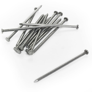 "Bright Round Wire Nails 4"" / 100mm x 4.5mm 