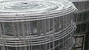 Welded Wire Mesh 3ft x 6m roll ~ 50x50mm aperture 16 swg/1.6mm